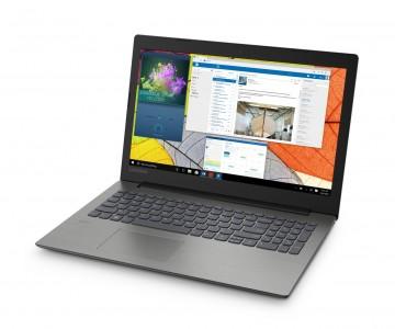 Фото 1 Ноутбук Lenovo ideapad 330-15 Onyx Black (81D100KARA)