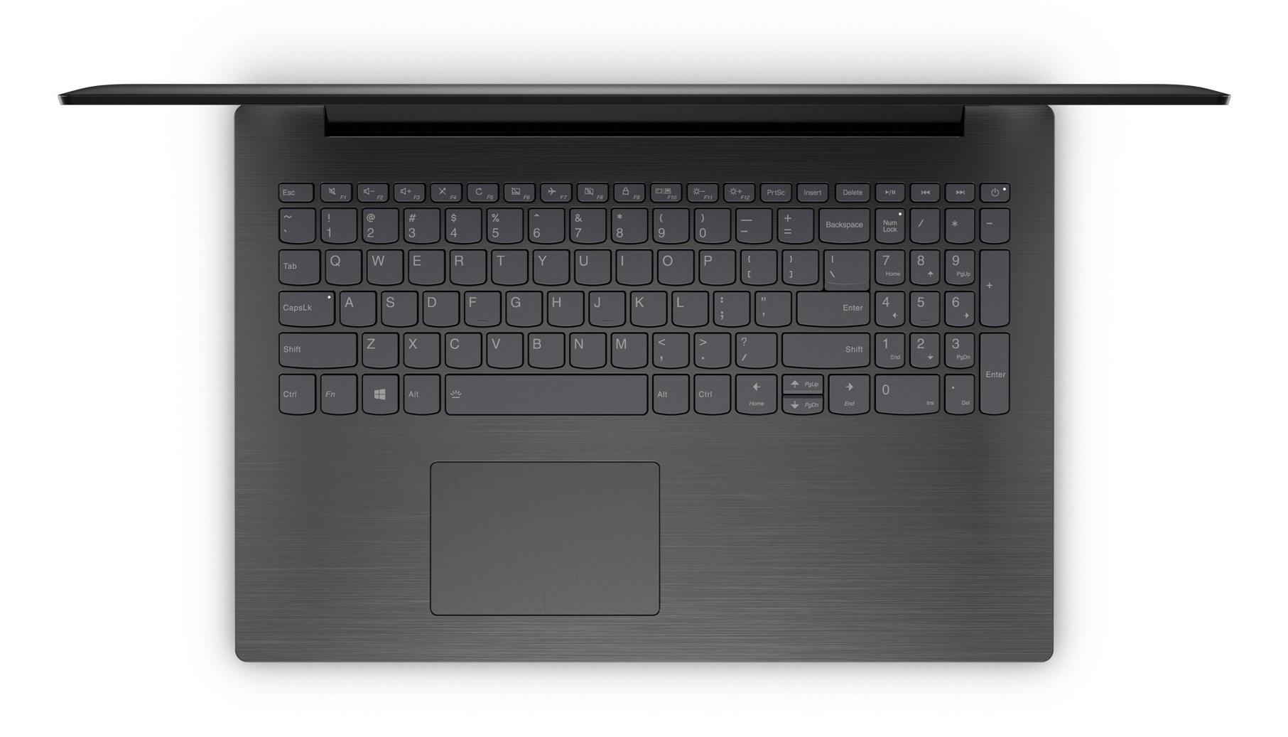 Фото  Ноутбук Lenovo ideapad 320-15 Onyx Black (80XL03UJRA)