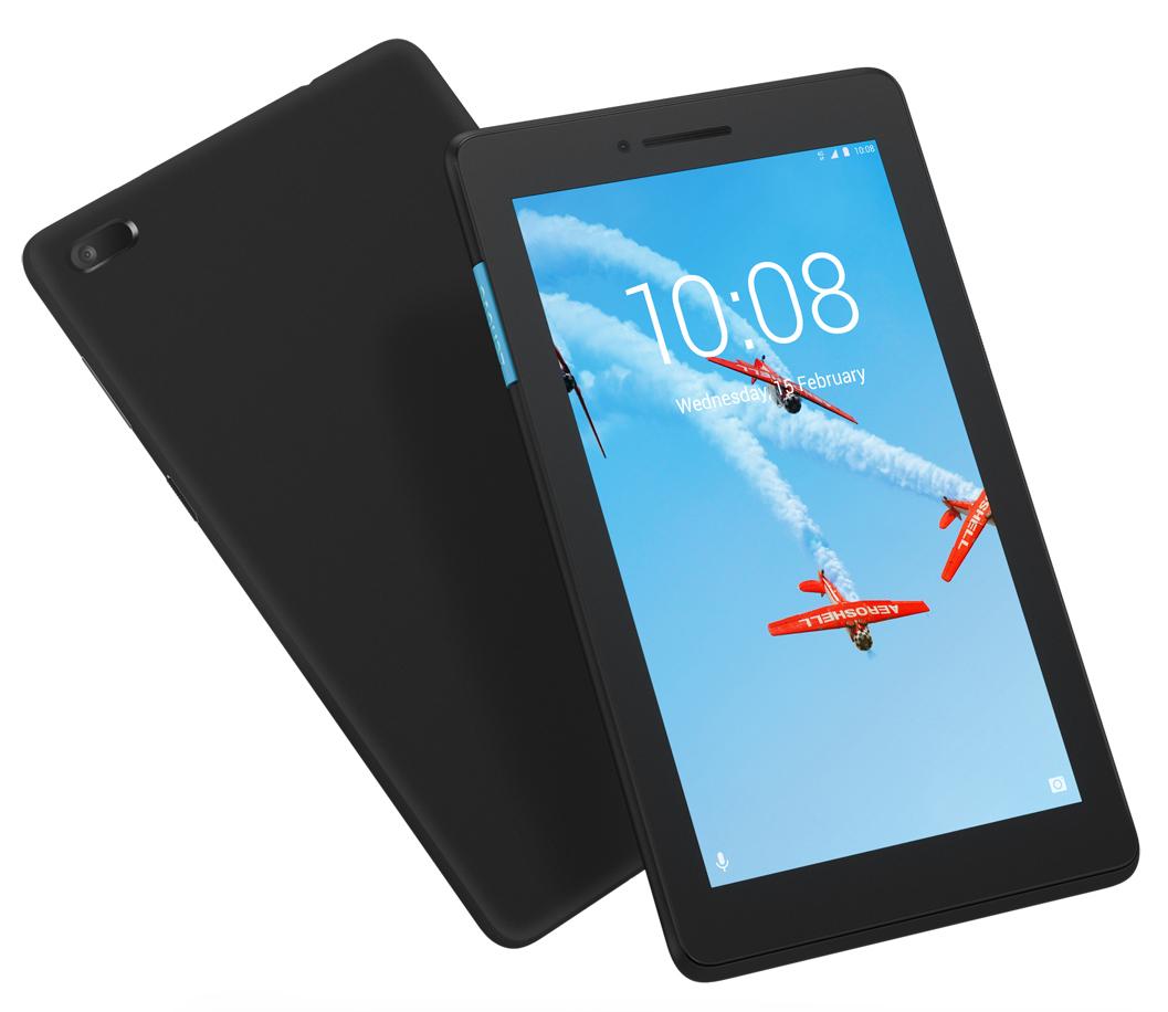 Фото  Планшет TAB E7 3G 1/8GB Slate Black (ZA410016UA)