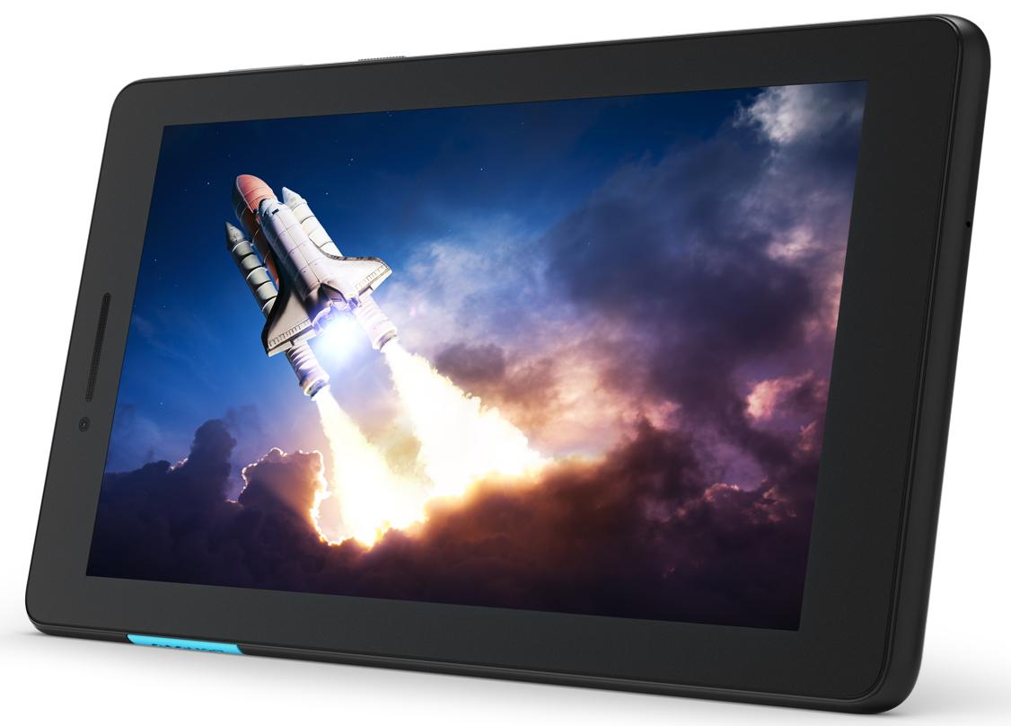 Фото  Планшет TAB E7 3G 1/16GB Slate Black (ZA410066UA)