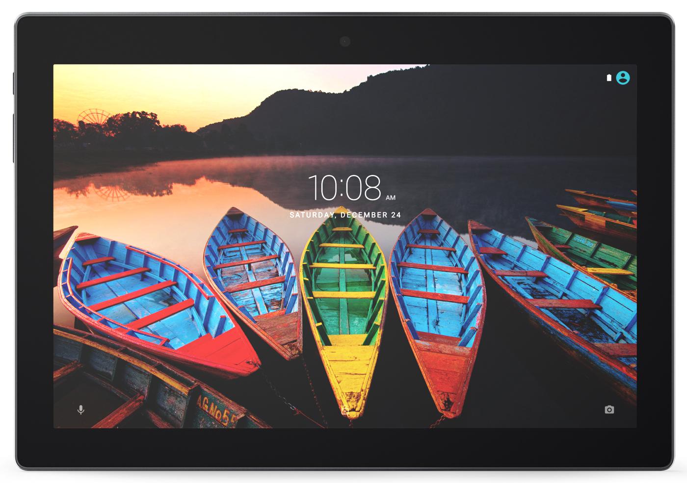 Фото  Планшет Lenovo TAB3 10 Plus LTE 2/32GB Slate Black (ZA0Y0130UA)
