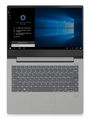 Фото  Ноутбук Lenovo V320-17IKB Iron Gray (81AH006DRA)