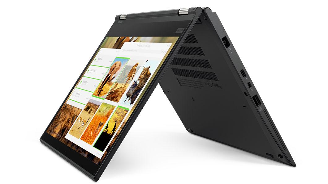 Фото  Ноутбук ThinkPad X380 Yoga (20LH002ERT)