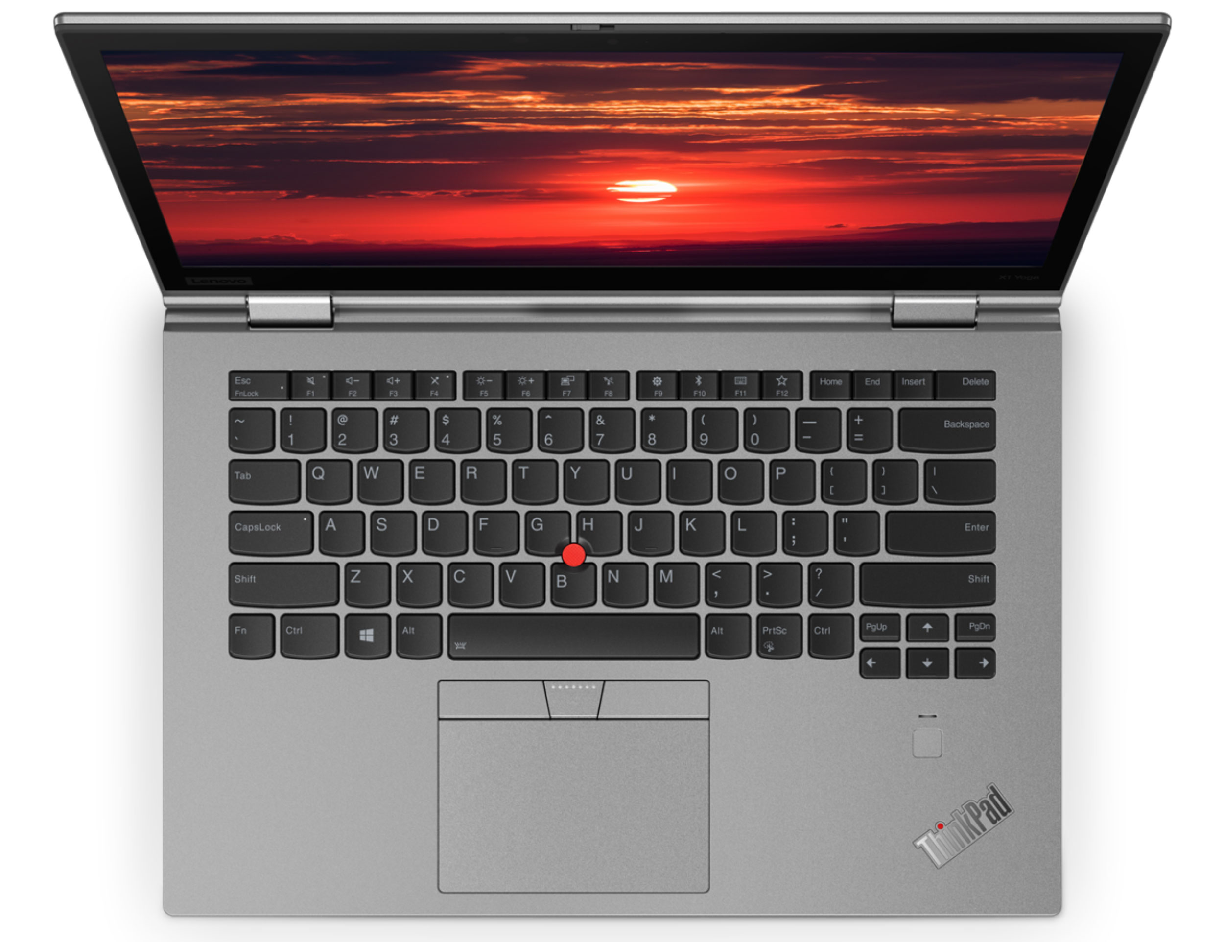Фото  Ультрабук ThinkPad X1 Yoga 3rd Gen (20LF000TRT)