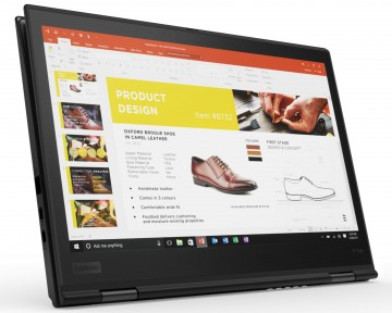 Фото 5 Ультрабук ThinkPad X1 Yoga 3rd Gen (20LD002MRT)