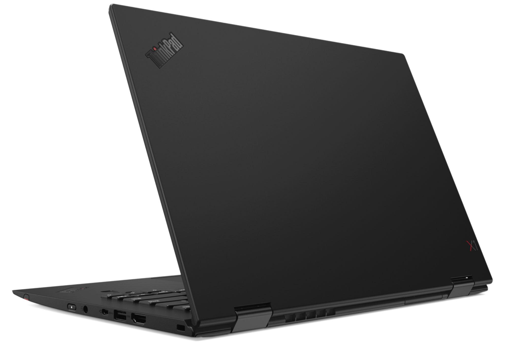 Фото  Ультрабук ThinkPad X1 Yoga 3rd Gen (20LD002MRT)