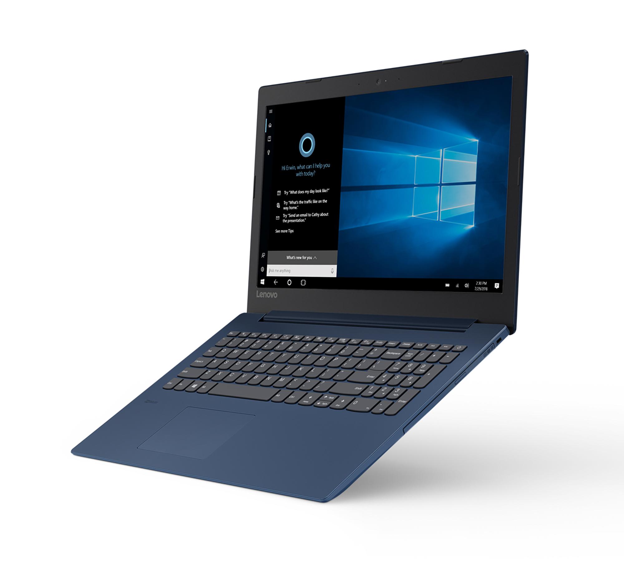 Фото  Ноутбук Lenovo ideapad 330-15 Midnight Blue (81DC00RRRA)