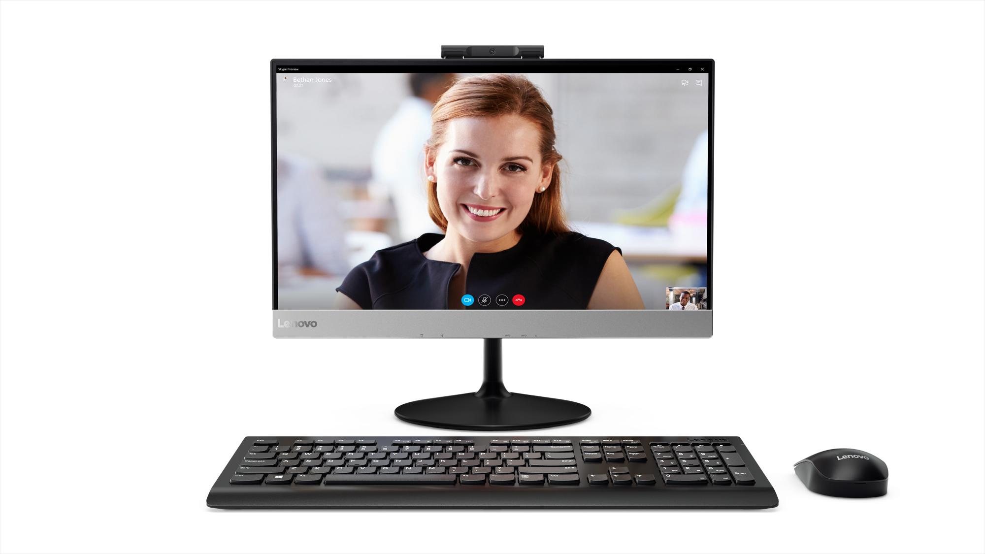 Фото  Моноблок Lenovo V410z Black (10QV000GUA)