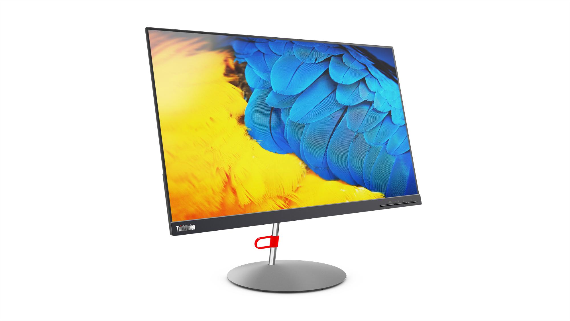 Фото  Монитор Lenovo ThinkVision X24-20 (61BDGAT3UA)