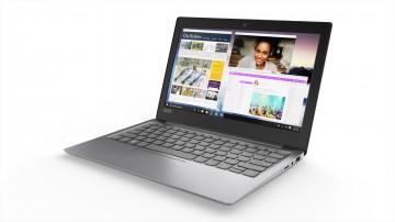 Фото 1 Ноутбук Lenovo ideapad 120S-11 Mineral Grey (81A400CNRA)
