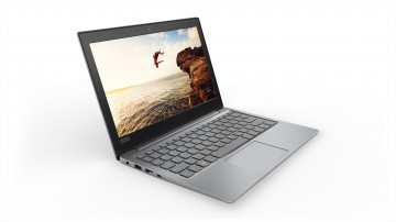 Фото 2 Ноутбук Lenovo ideapad 120S-11 Mineral Grey (81A400CNRA)