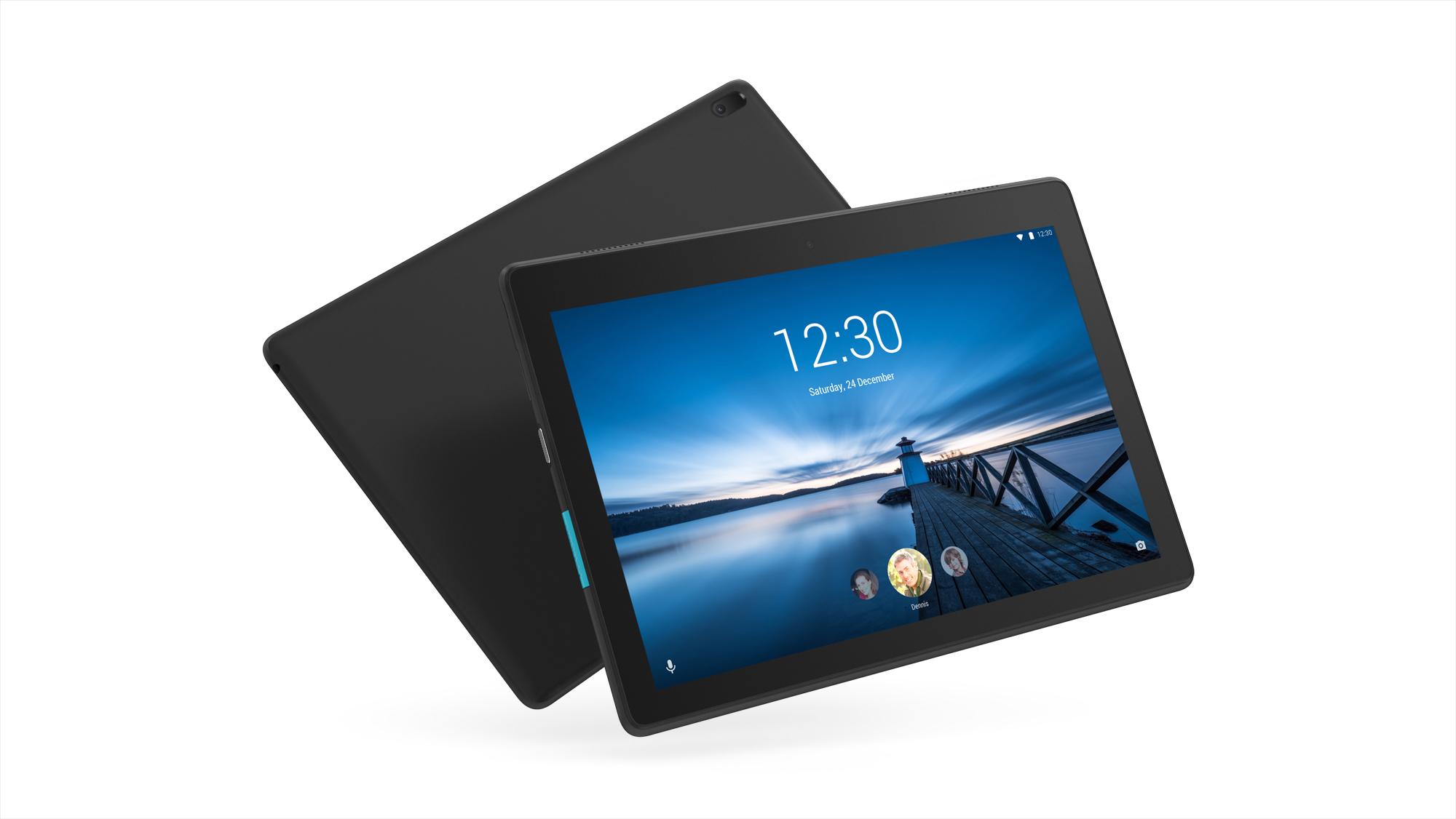 Фото  Планшет Lenovo TAB E10 WiFi 2/16GB Slate Black (ZA470000UA)