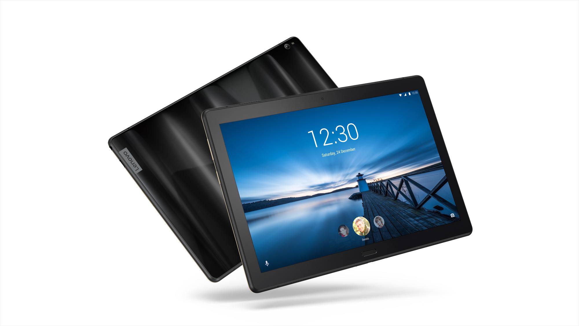 Фото  Планшет  Lenovo TAB P10 LTE 3/32GB Aurora Black (ZA450074UA)