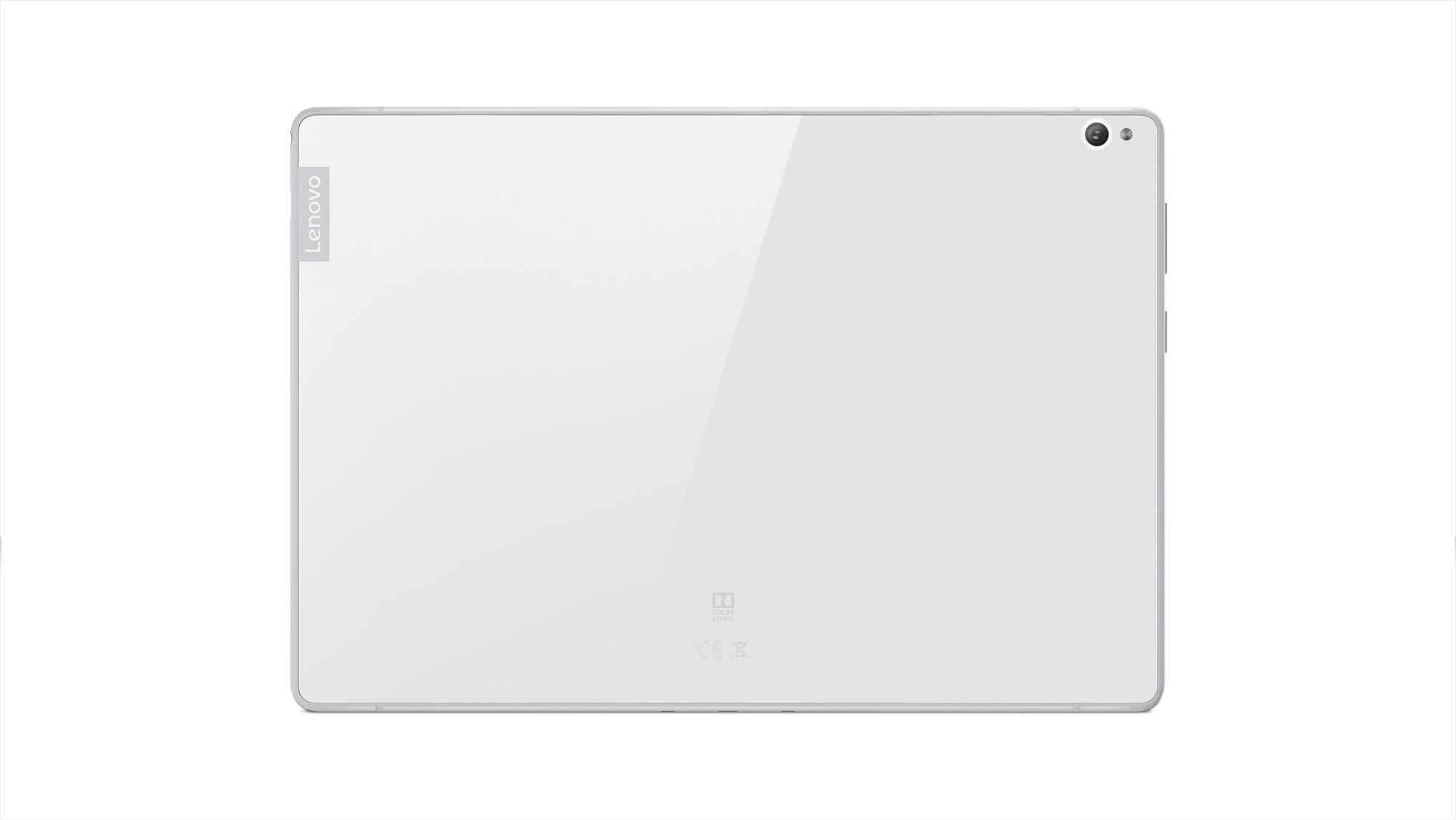 Фото  Планшет  Lenovo TAB P10 LTE 3/32GB Sparkling White (ZA450117UA)