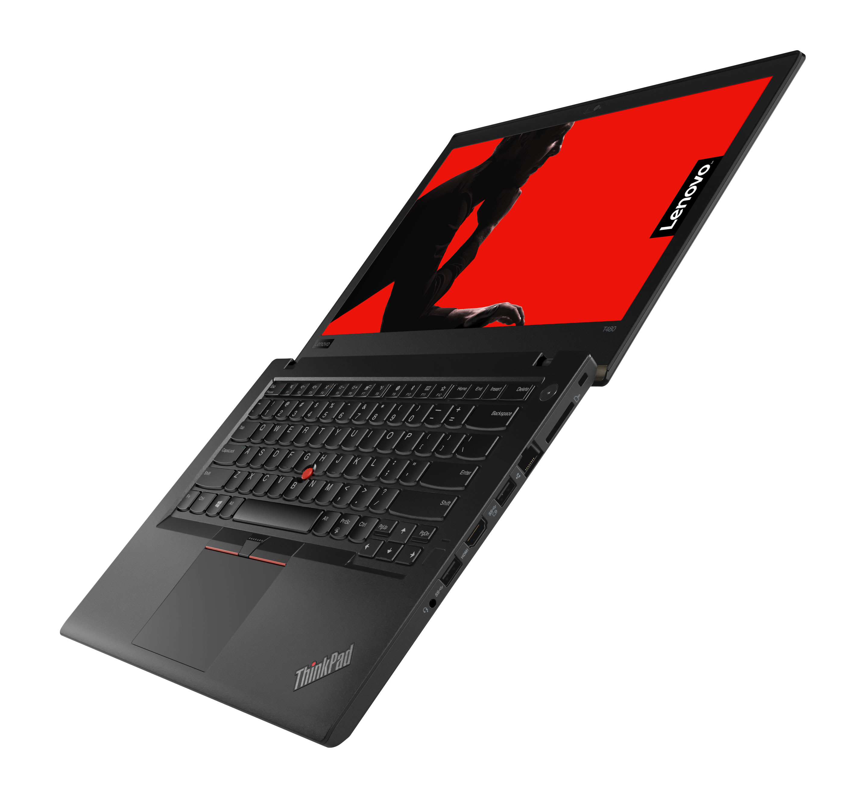 Фото  Ноутбук ThinkPad T480 (20L50004RT)