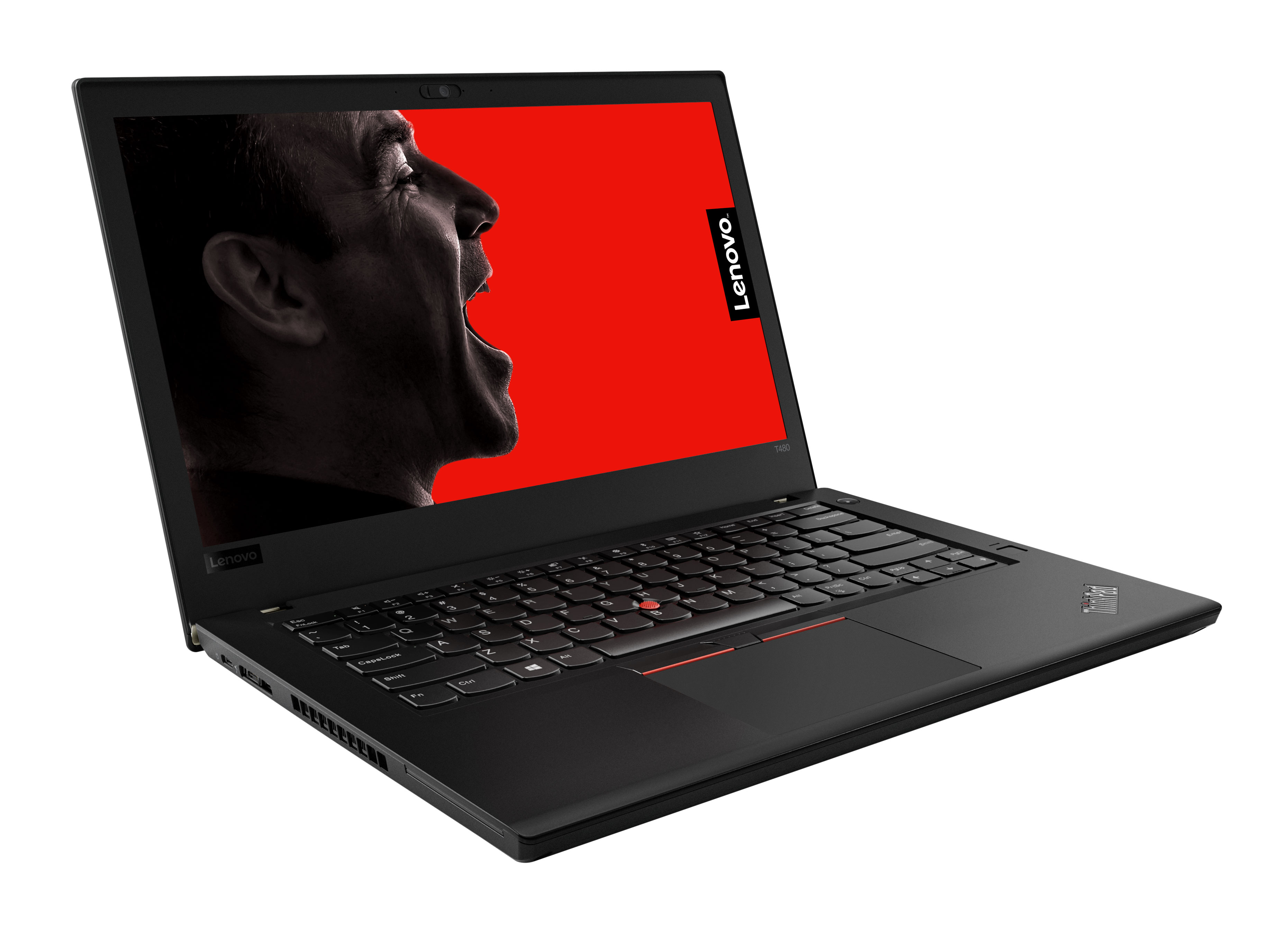 Фото  Ноутбук ThinkPad T480 (20L6S0DH18)