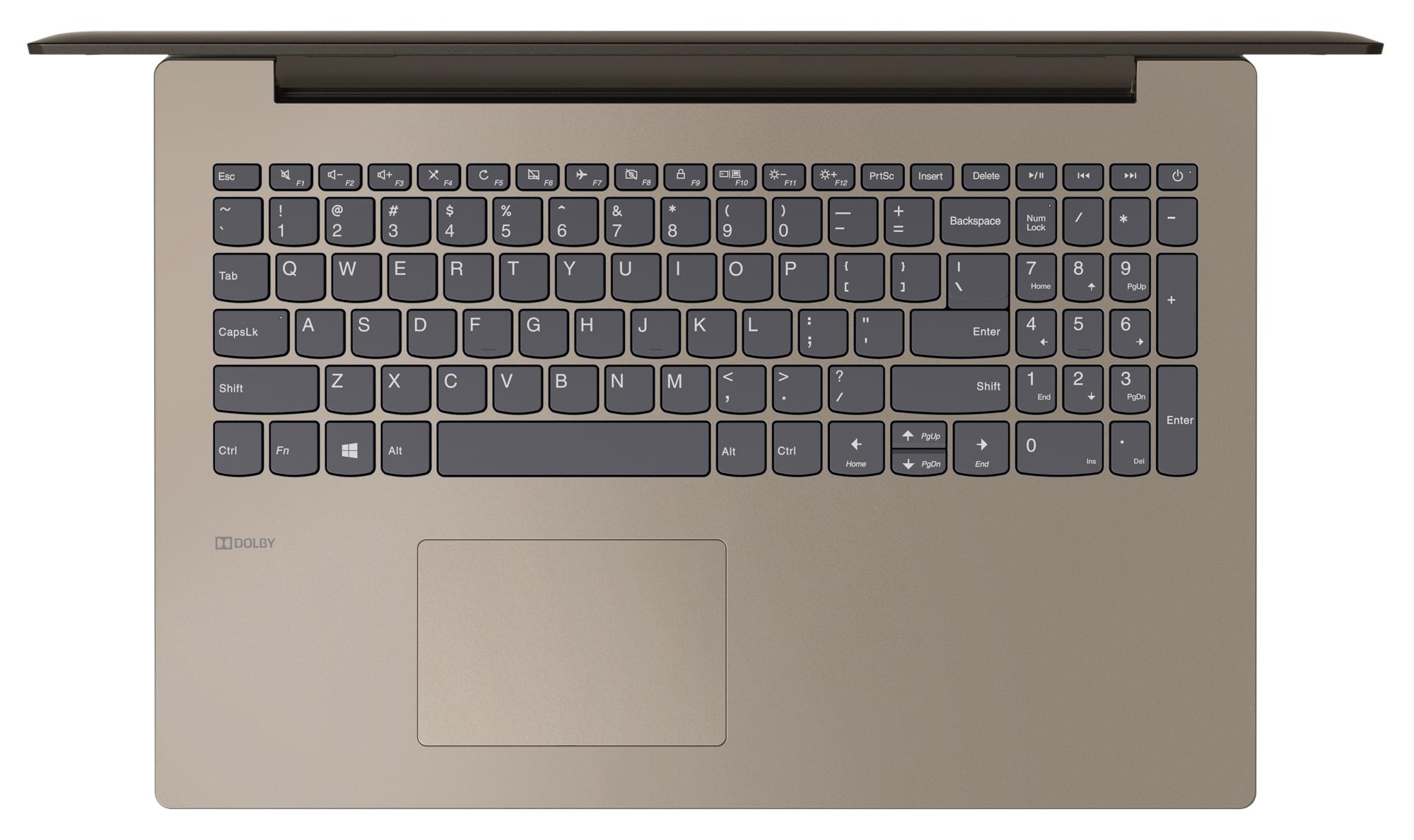 Фото  Ноутбук Lenovo ideapad 330-15 Chocolate (81D100MHRA)