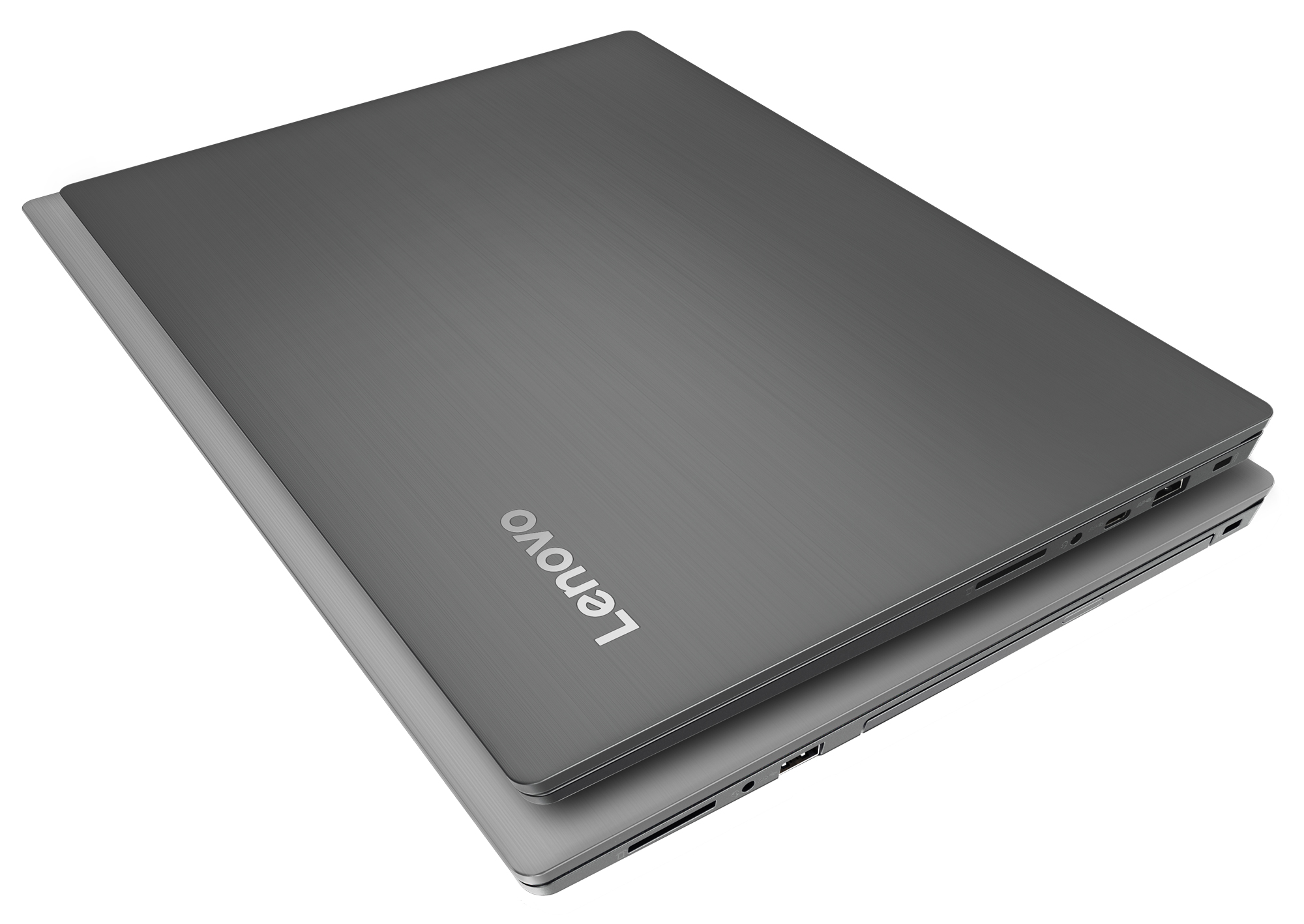 Фото  Ноутбук Lenovo V330-15 Grey (81AX00DGRA)