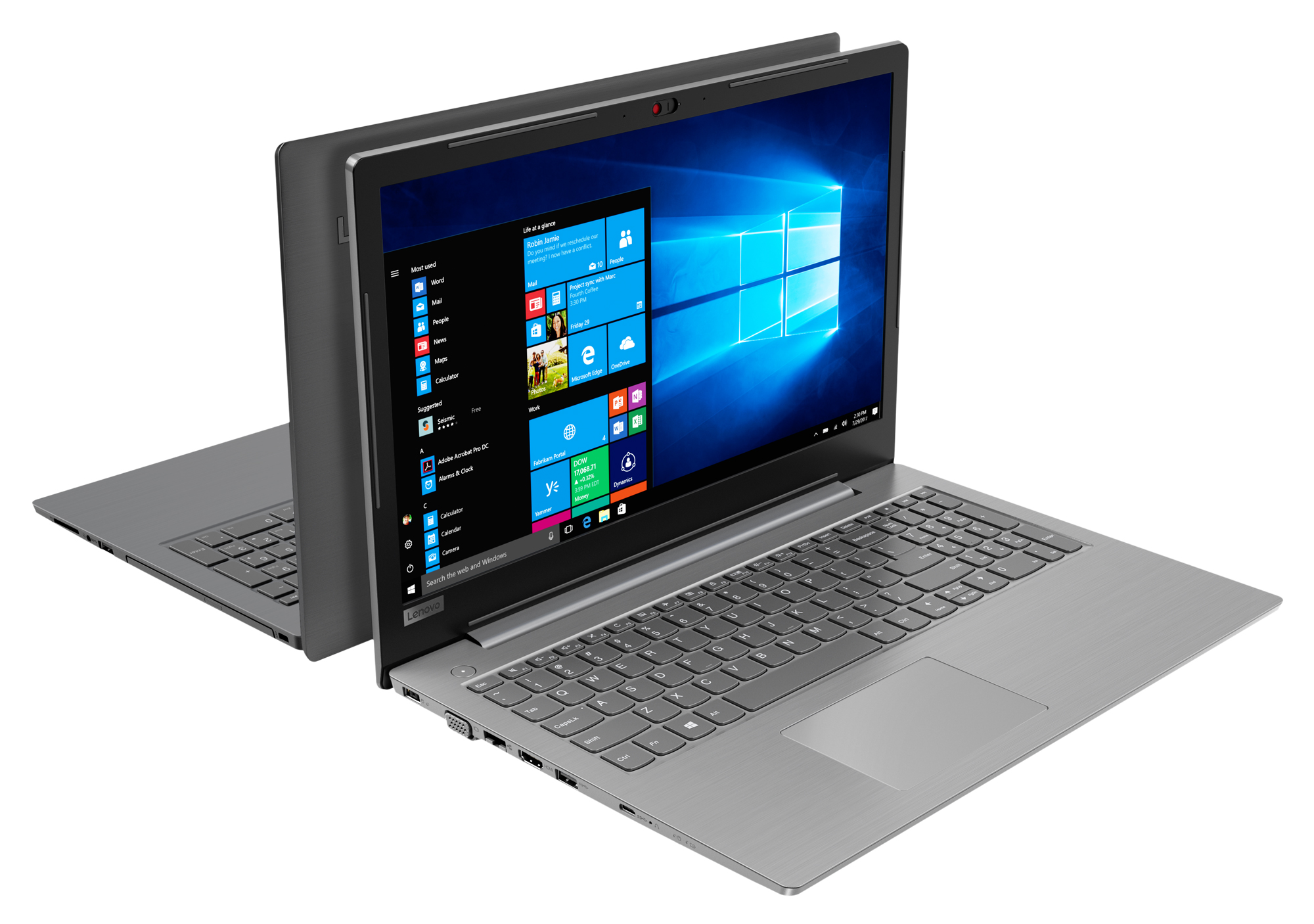 Фото  Ноутбук Lenovo V330-15 Grey (81AX00FMRA)