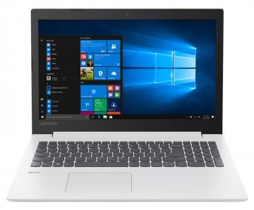 Фото 0 Ноутбук Lenovo ideapad 330-15 Blizzard White (81D100LURA)