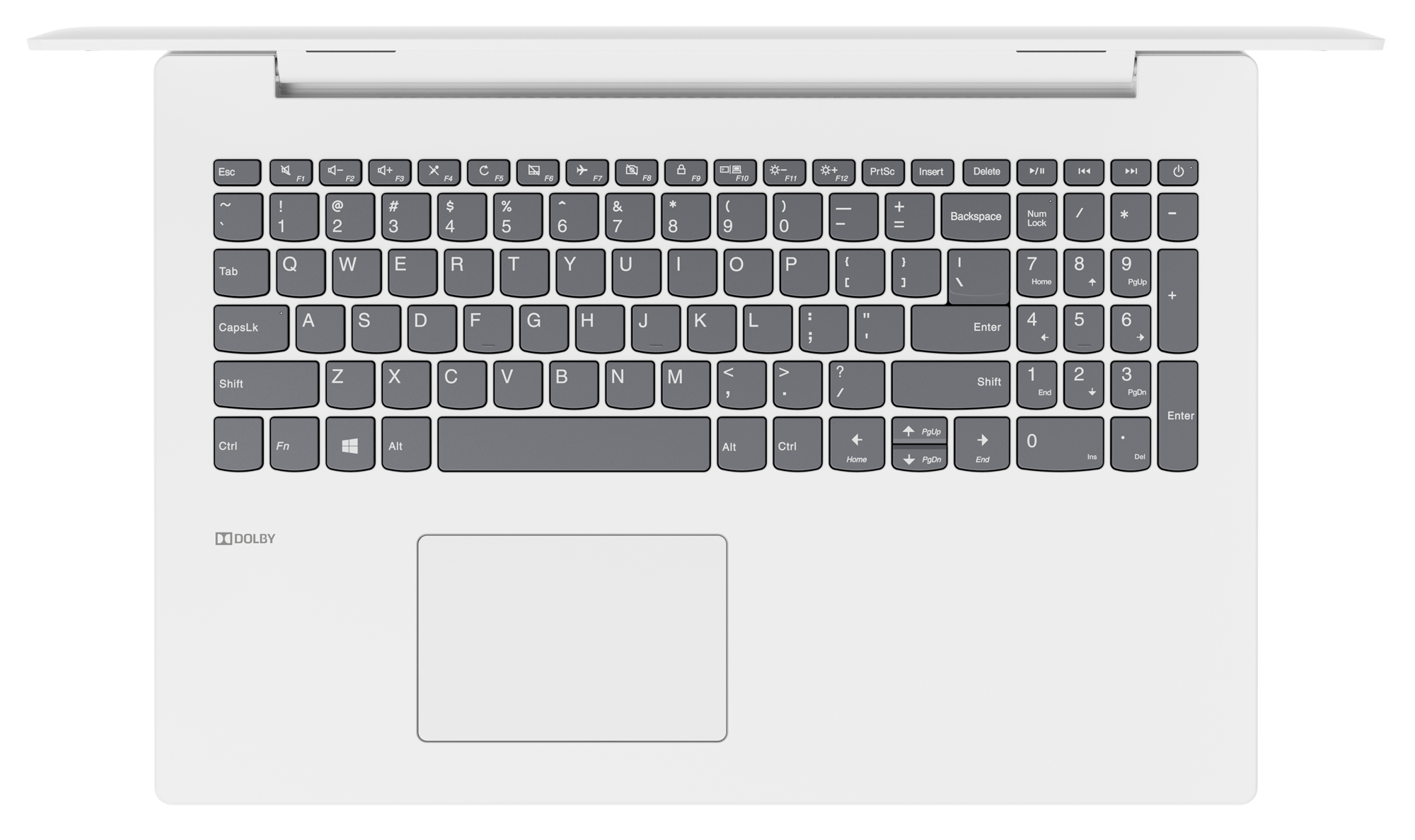 Фото  Ноутбук Lenovo ideapad 330-15 Blizzard White (81DC0129RA)
