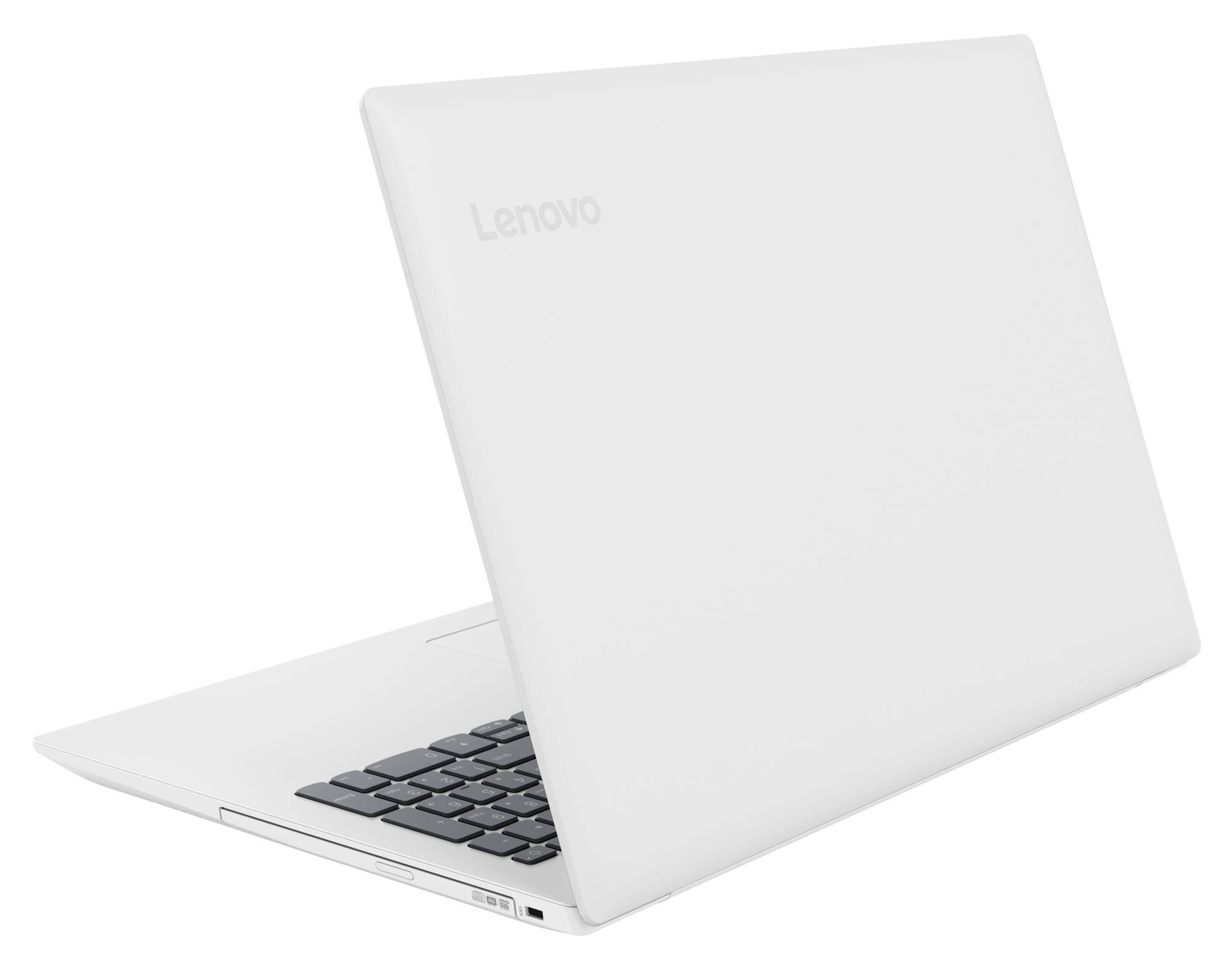 Фото  Ноутбук Lenovo ideapad 330-15 Blizzard White (81DC012FRA)