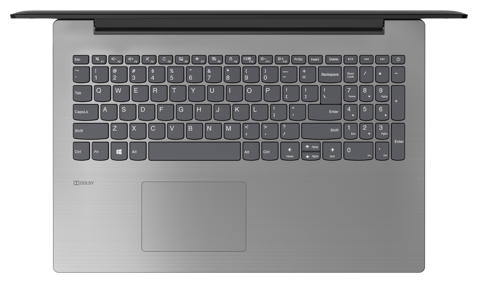 Фото  Ноутбук Lenovo ideapad 330-15 Onyx Black (81DC010PRA)