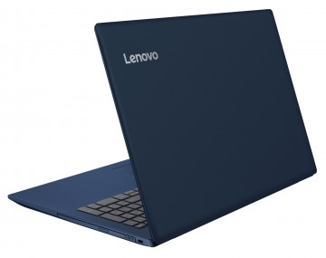 Фото 2 Ноутбук Lenovo ideapad 330-15 Midnight Blue (81DC009ARA)