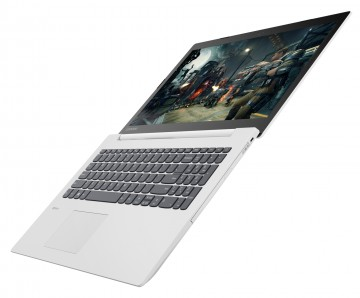 Фото 3 Ноутбук Lenovo ideapad 330-15 Blizzard White (81D100M4RA)