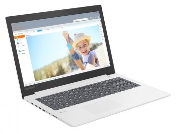 Фото 4 Ноутбук Lenovo ideapad 330-15 Blizzard White (81D100M6RA)