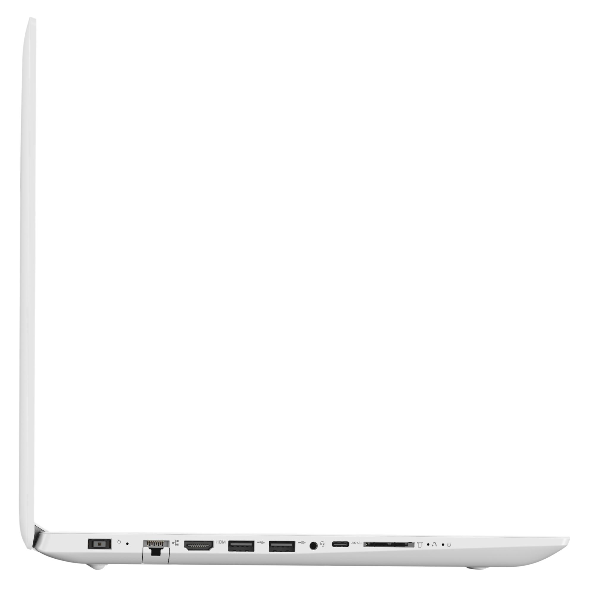 Фото  Ноутбук Lenovo ideapad 330-15 Blizzard White (81D100M6RA)