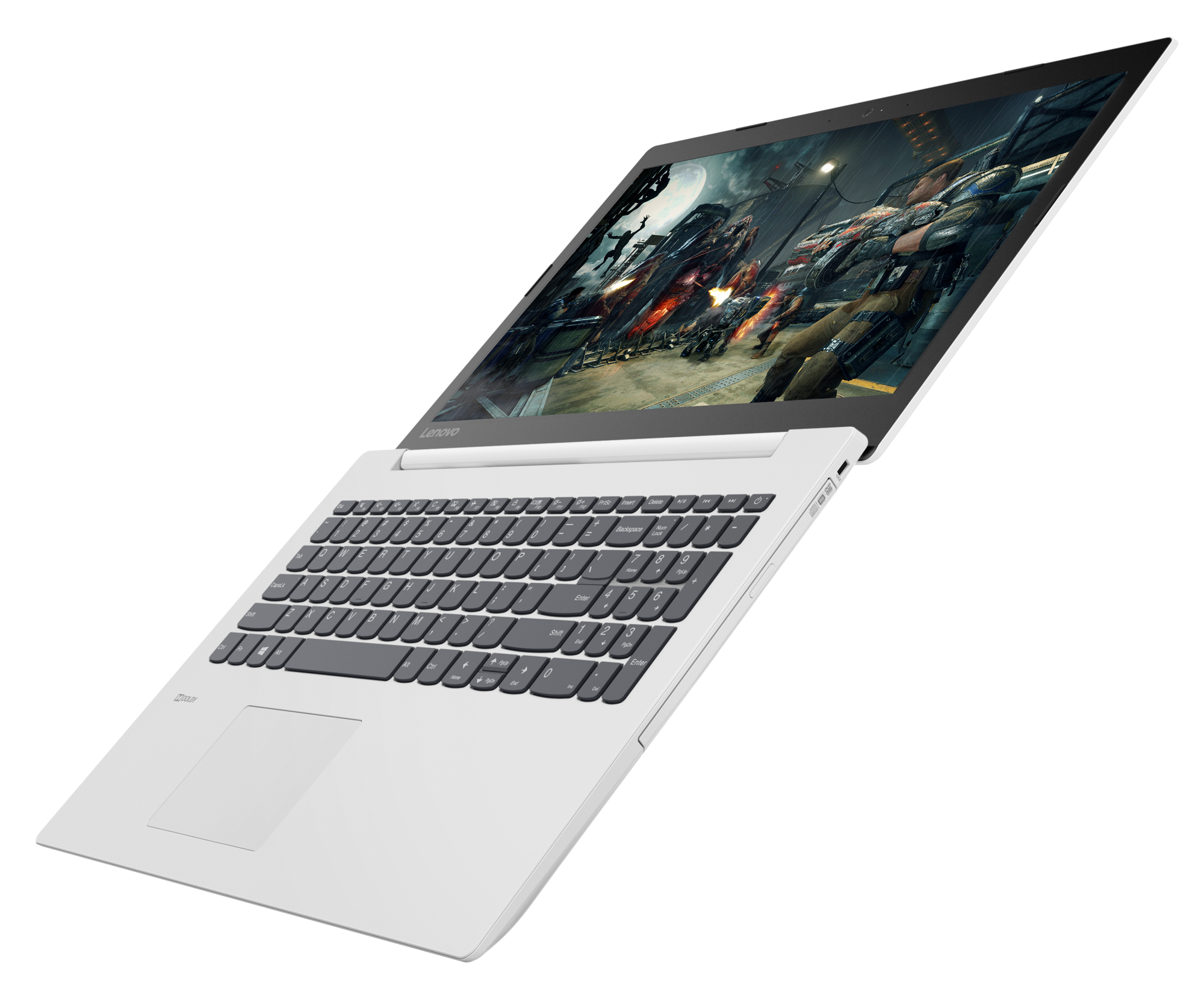 Фото  Ноутбук Lenovo ideapad 330-15 Blizzard White (81DE02ETRA)