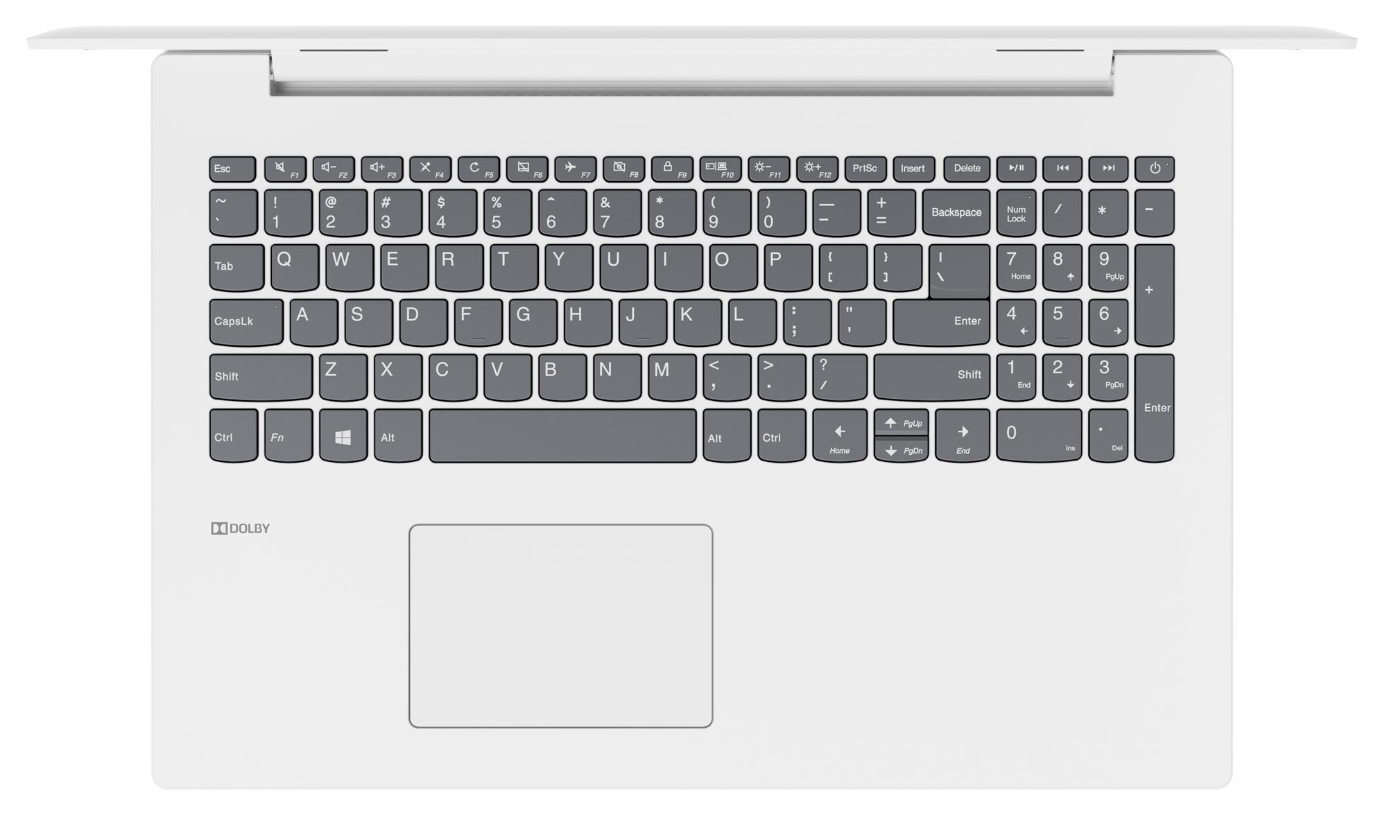 Фото  Ноутбук Lenovo ideapad 330-15 Blizzard White (81DE02F0RA)