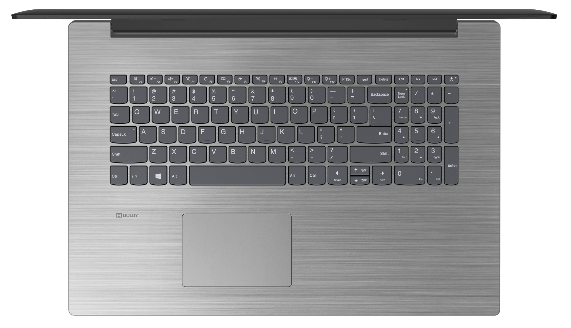 Фото  Ноутбук Lenovo ideapad 330-17IKBR Onyx Black (81DM00EPRA)
