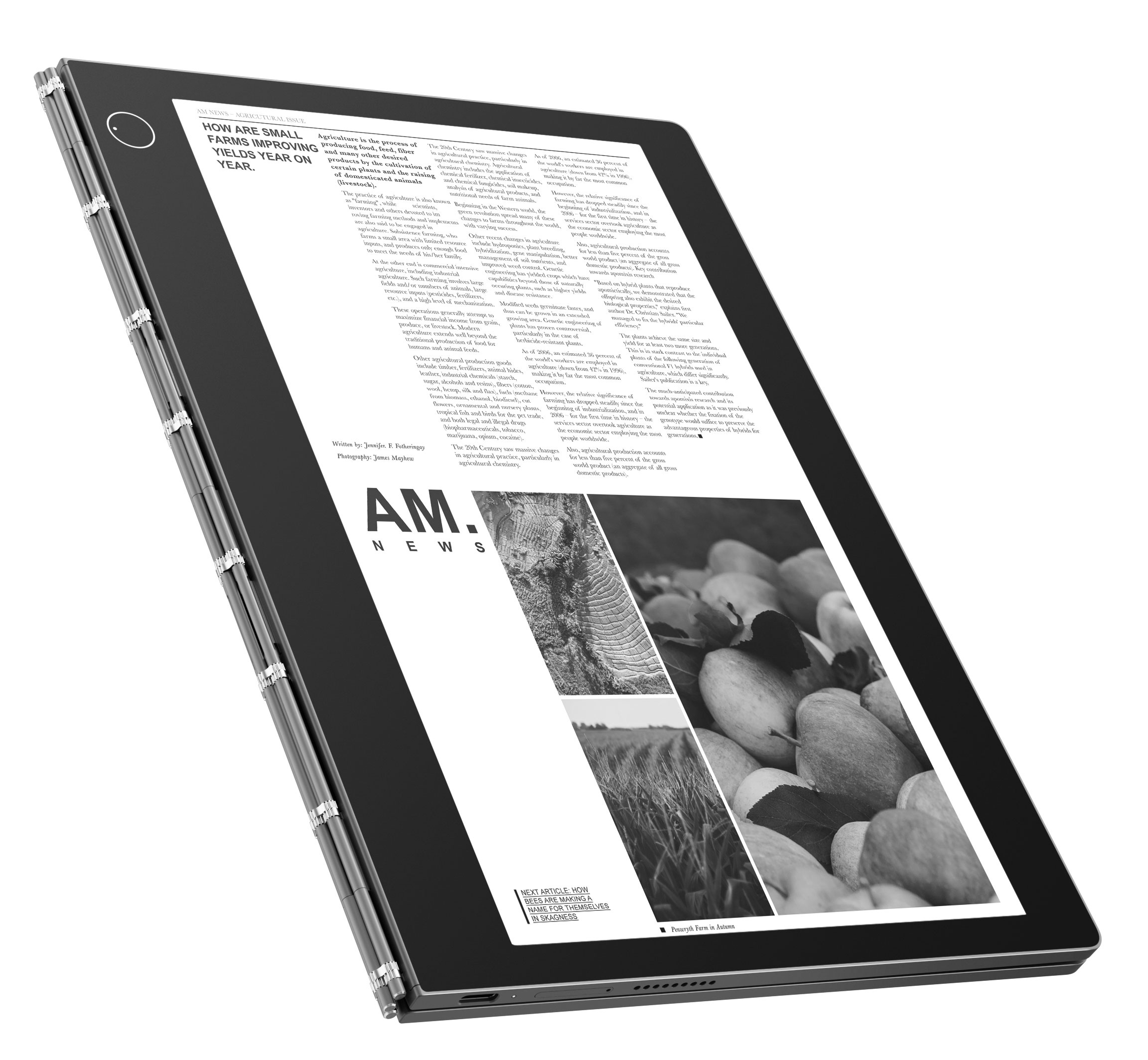 Фото  YOGA Book C930 (ZA3S0044UA)