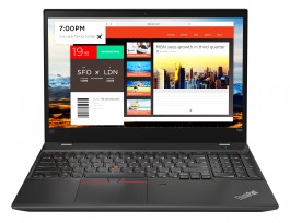 Ноутбук ThinkPad T580 (20L9002GRT)