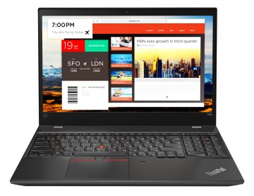 Фото 4 Ноутбук ThinkPad T580 (20L9002GRT)