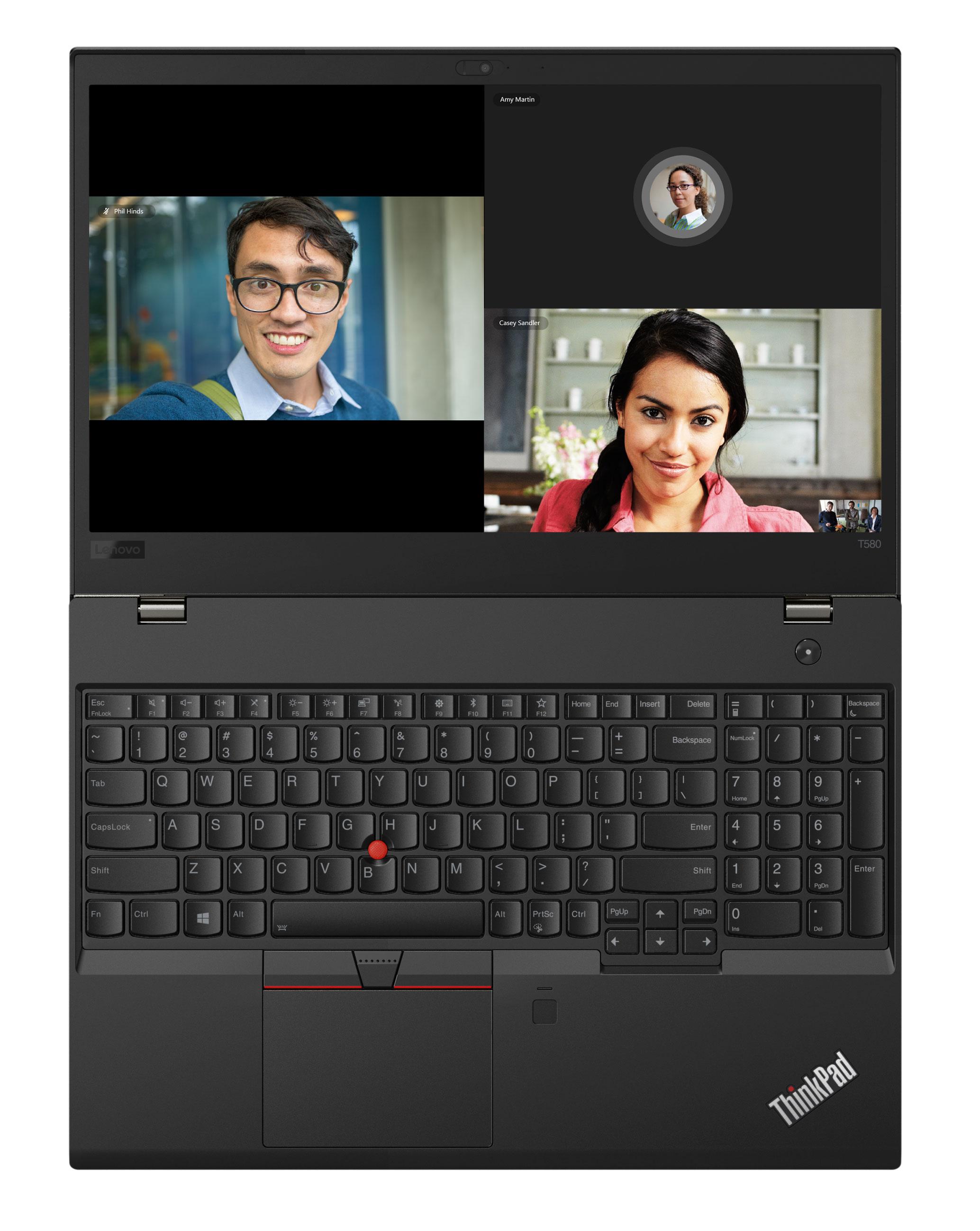 Фото  Ноутбук ThinkPad T580 (20L90021RT)