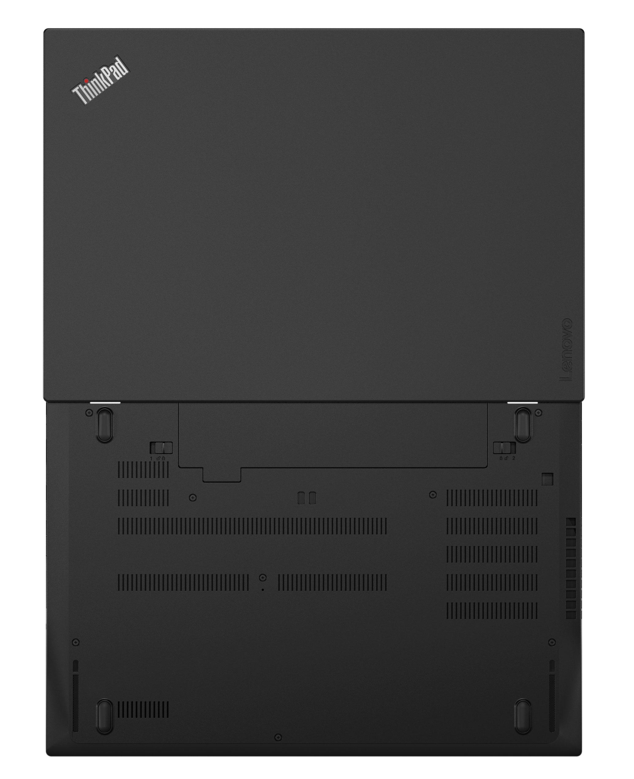 Фото  Ноутбук ThinkPad T580 (20L9001YRT)