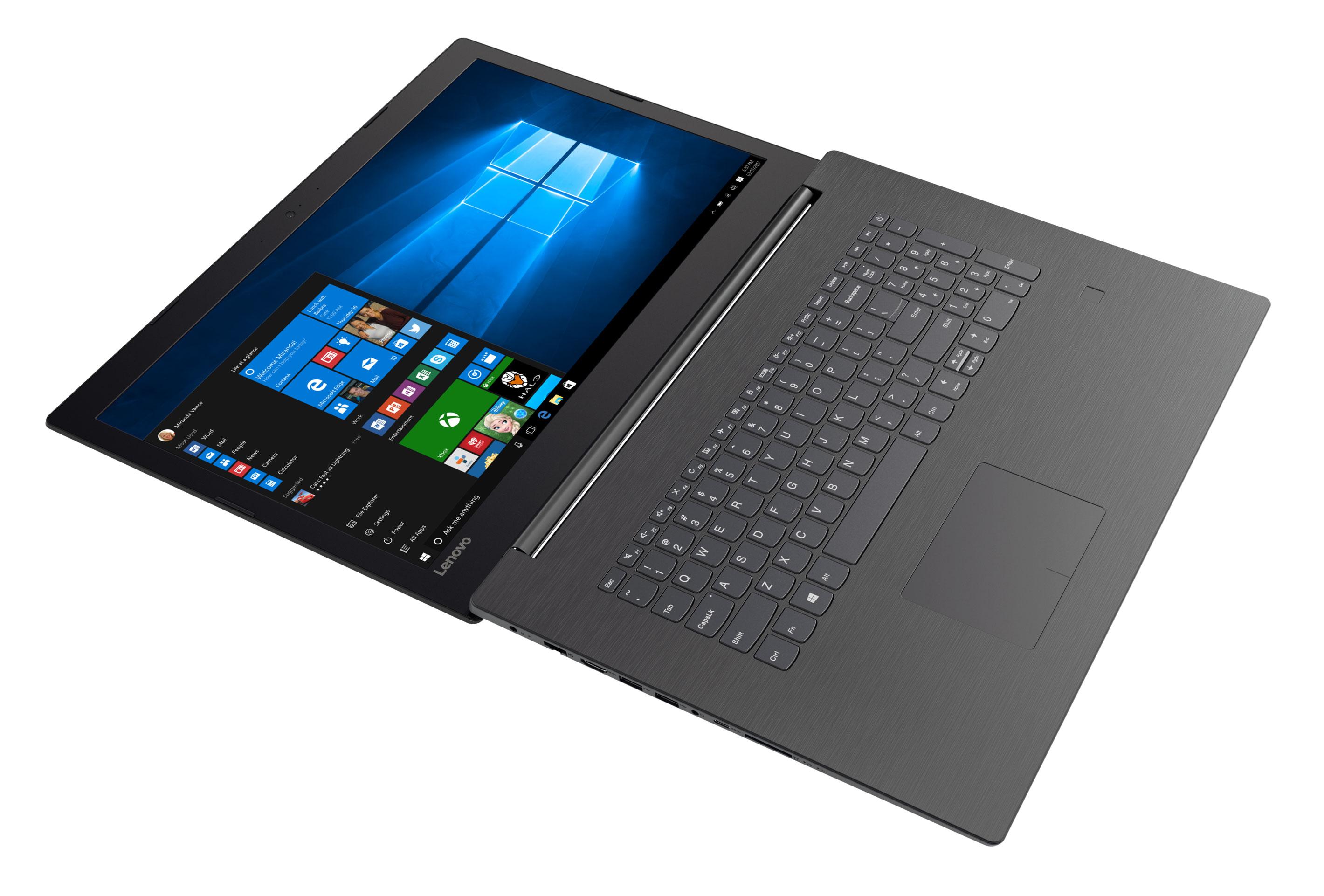 Фото  Ноутбук Lenovo V320-17IKB Iron Grey (81CN003RRA)