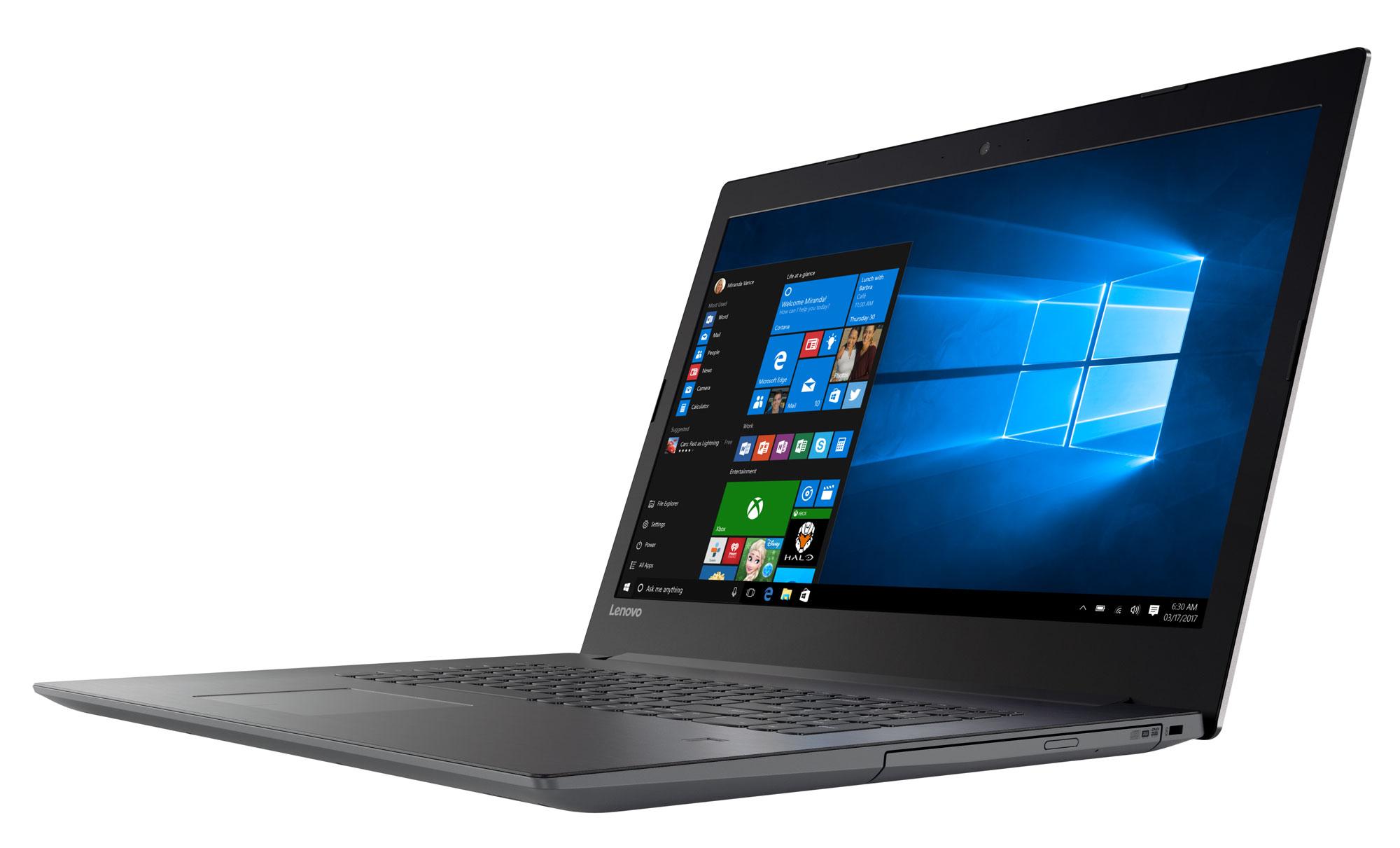 Фото  Ноутбук Lenovo V320-17IKB Iron Grey (81CN0002RA)