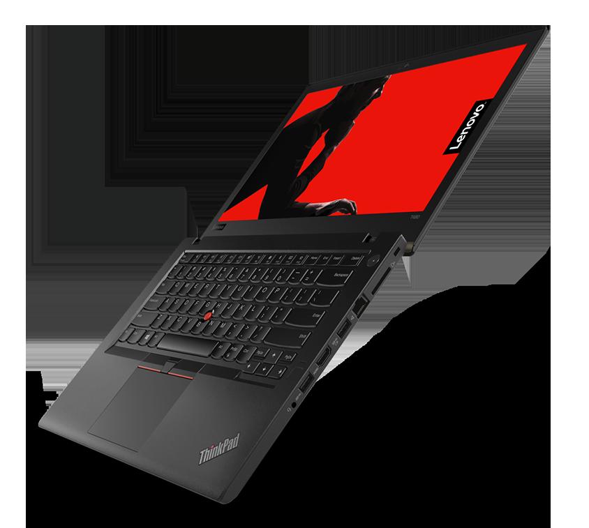 Фото  Ноутбук ThinkPad T480 (20L6S4F208)