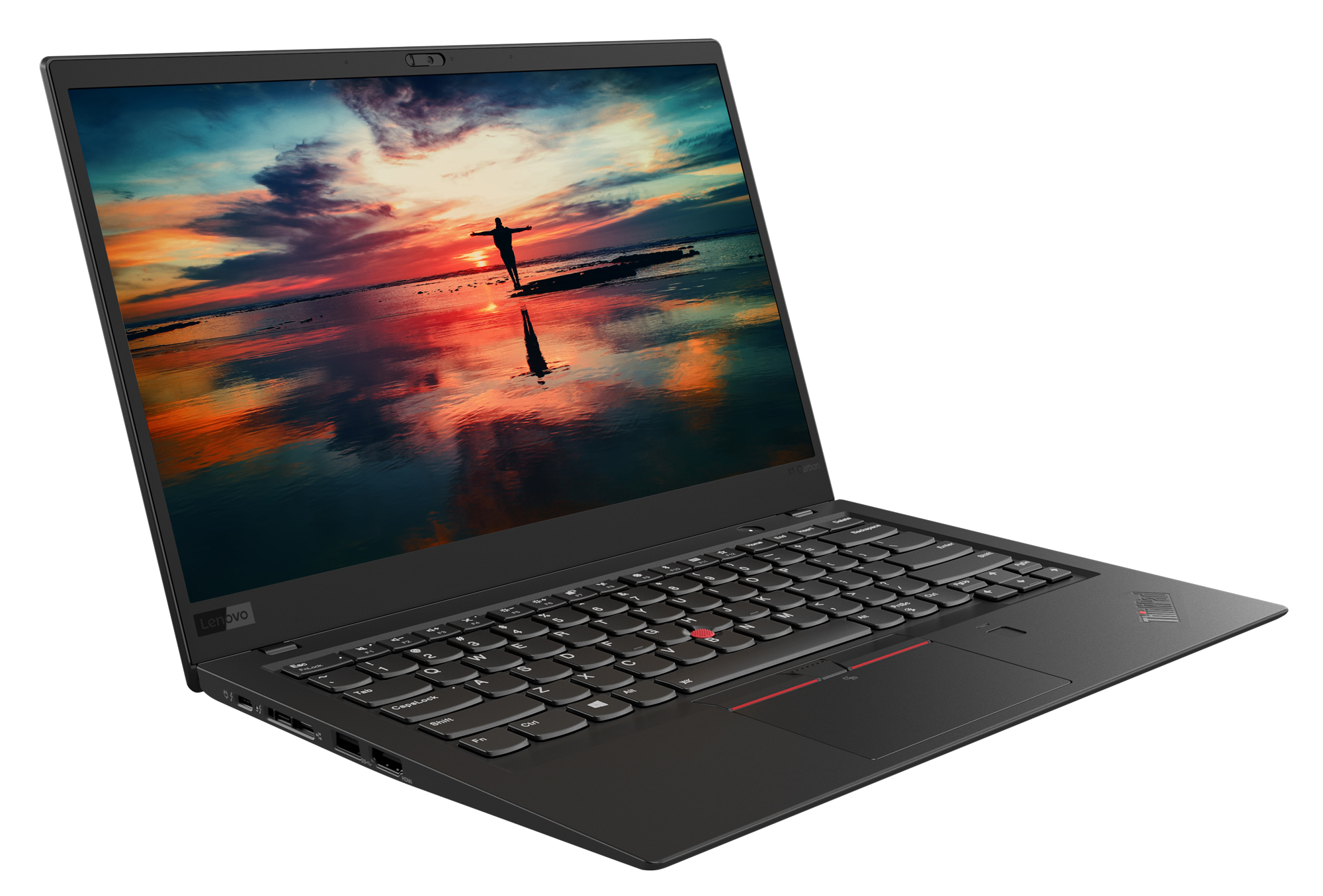 Фото  Ультрабук ThinkPad X1 Carbon 6th Gen (20KG004JRT)