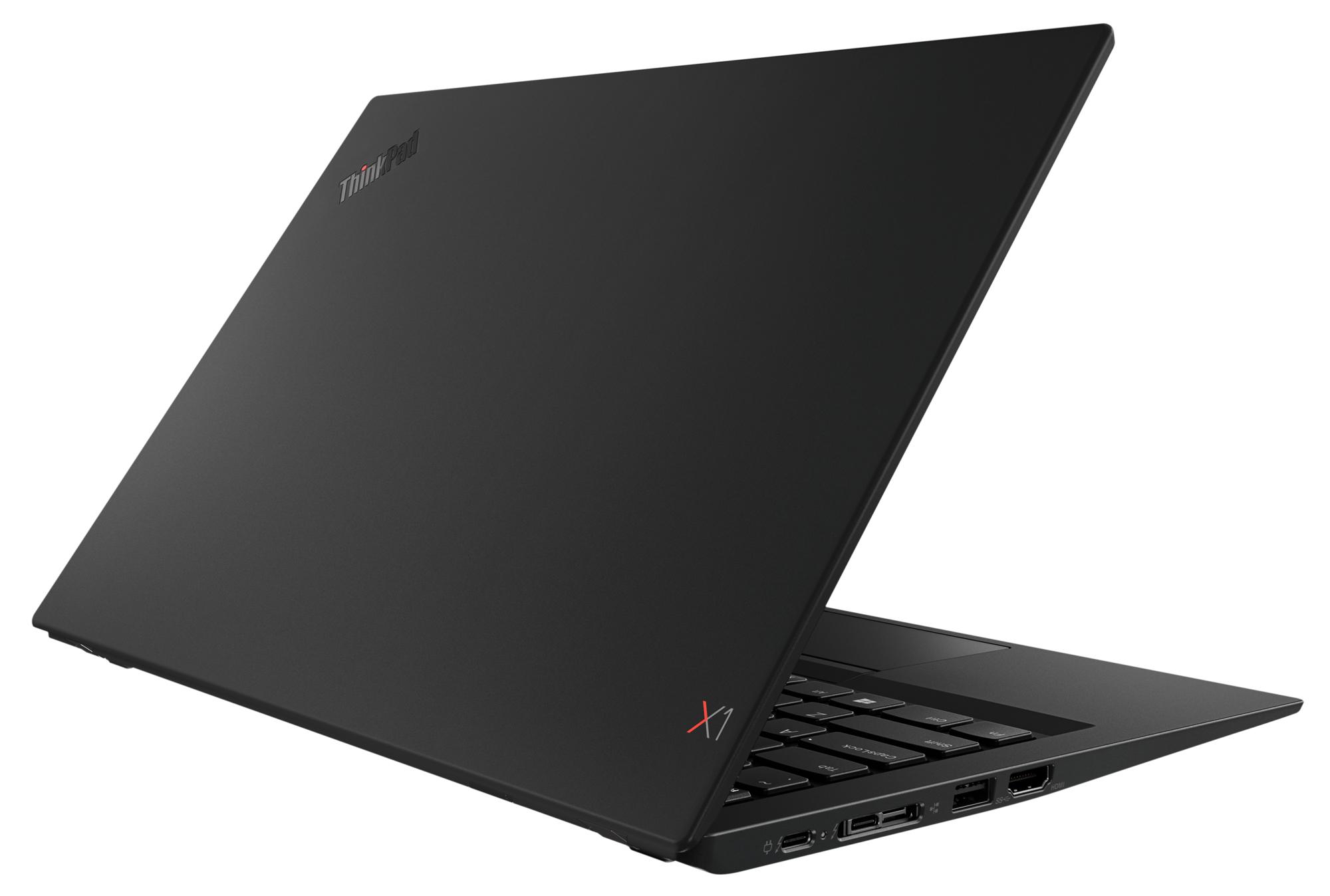 Фото  Ультрабук ThinkPad X1 Carbon 6th Gen (20KGA01BRT)
