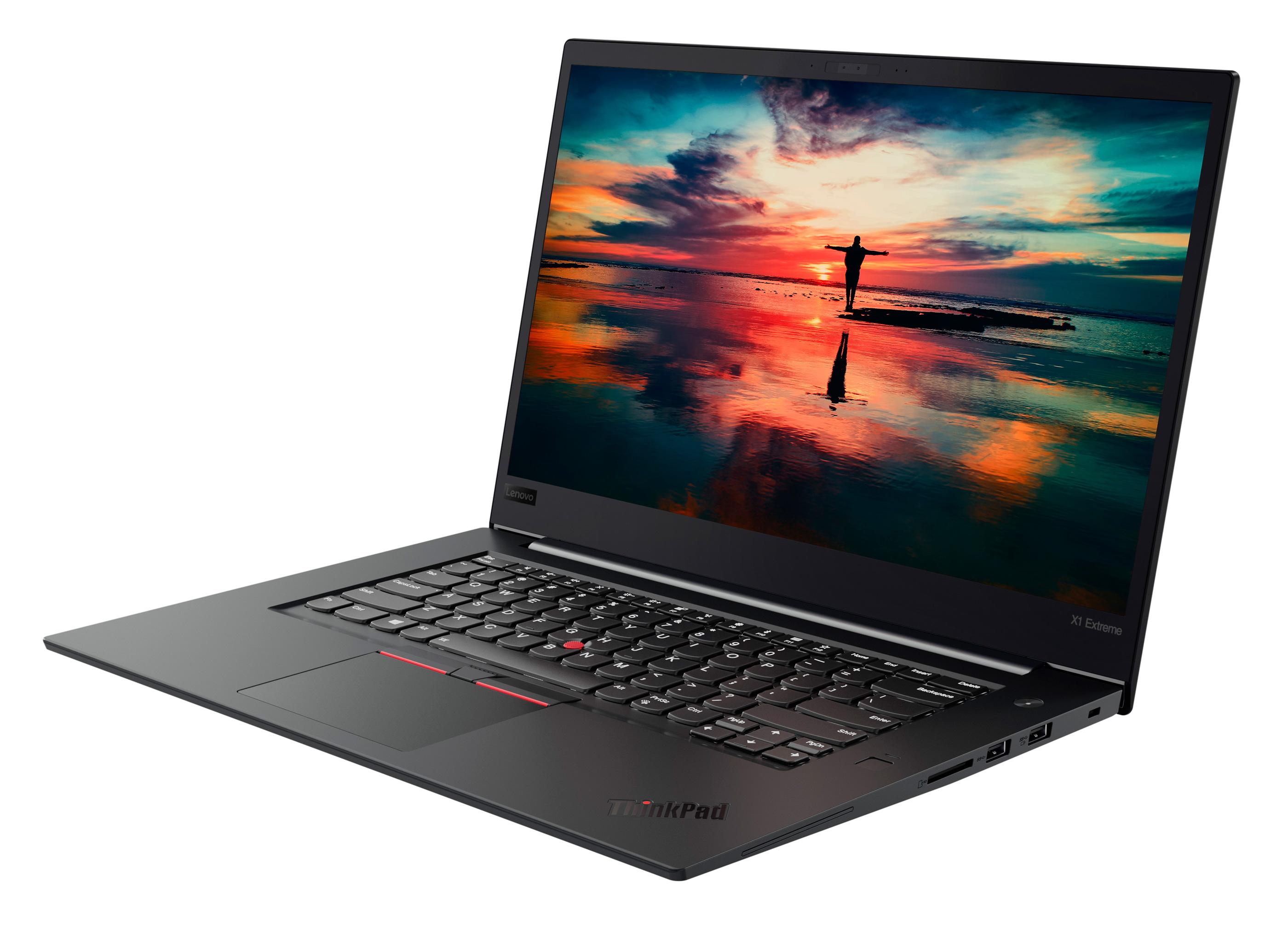 Фото  Ультрабук ThinkPad X1 Extreme 1st Gen (20MF000XRT)