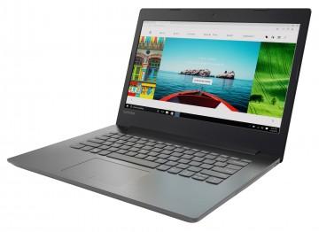 Фото 1 Ноутбук Lenovo ideapad 320-14IAP Onyx Black (80XQ007ARA)