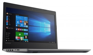 Фото 4 Ноутбук Lenovo ideapad 320-14IAP Onyx Black (80XQ007ARA)