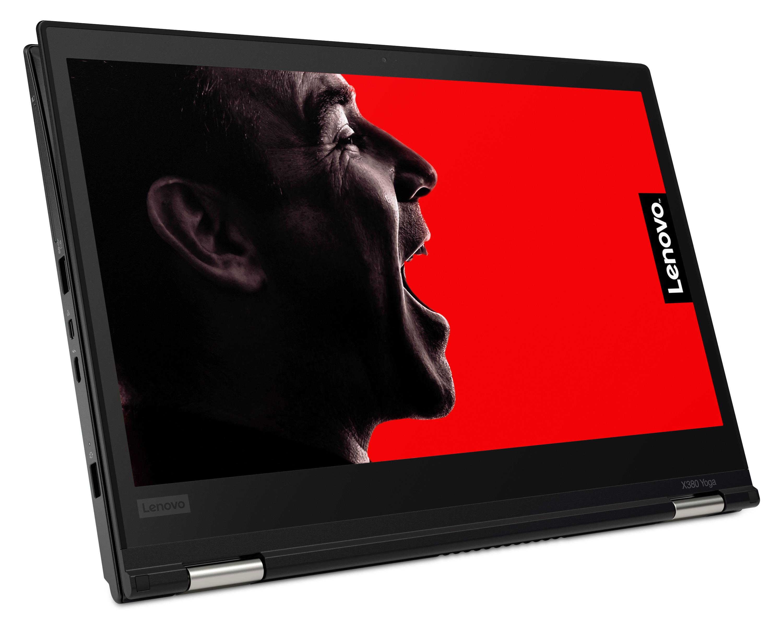 Фото  Ноутбук ThinkPad X380 Yoga (20LH001JRT)