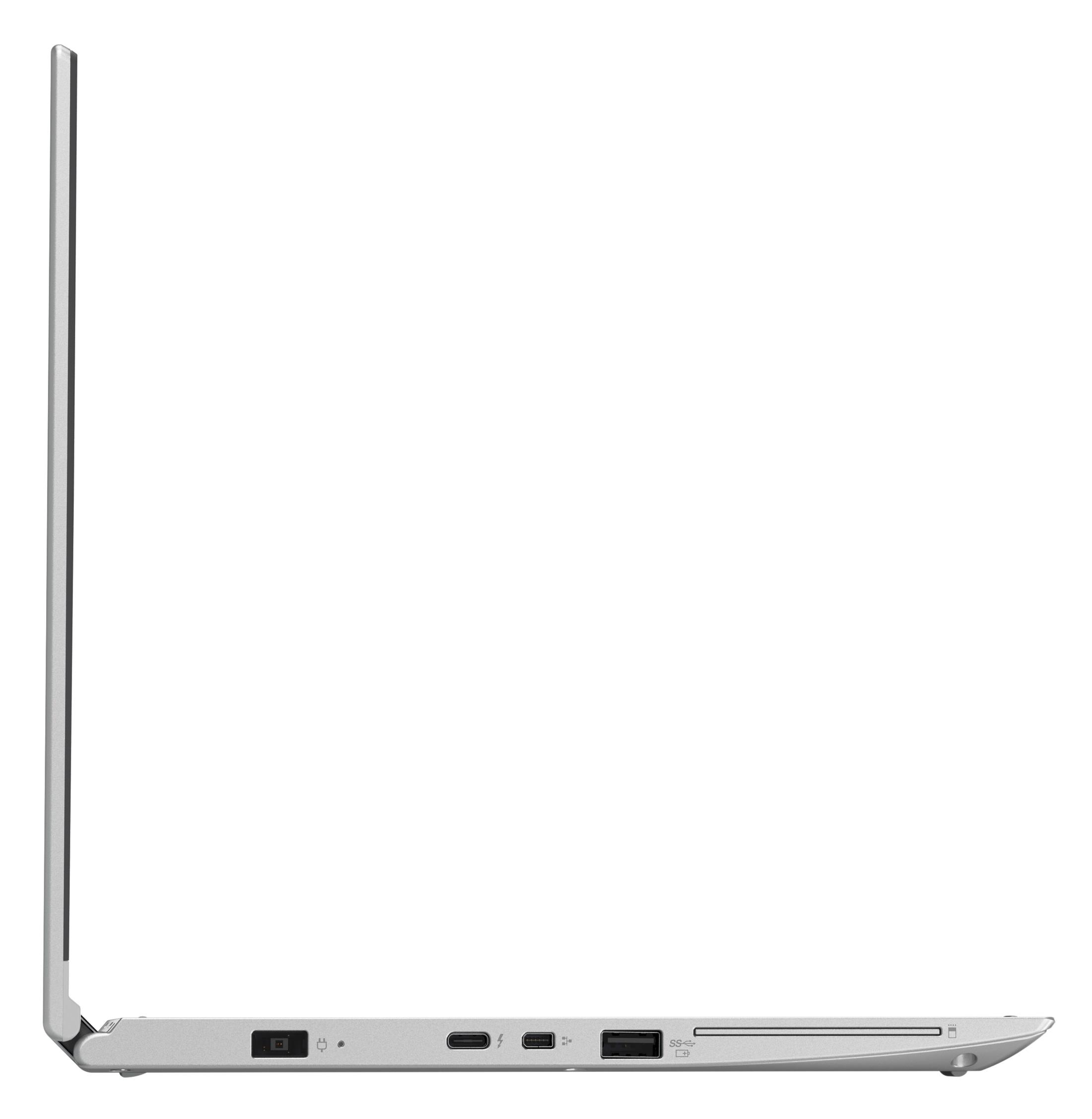 Фото  Ноутбук ThinkPad X380 Yoga Silver (20LH001NRT)