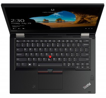 Фото 5 Ноутбук ThinkPad X380 Yoga (20LH001LRT)